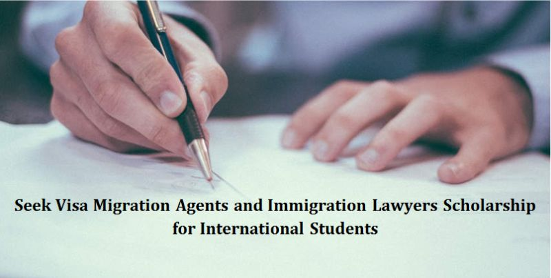 SeekVisa Migration Agents and Immigration Lawyers International Scholarship in Australia