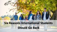 Six Reasons International Students Should Go Back