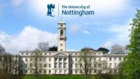 Turkey Masters funding for International Students at the University of Nottingham in the UK