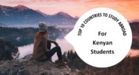 Best Countries to Study Abroad for Kenyan Students
