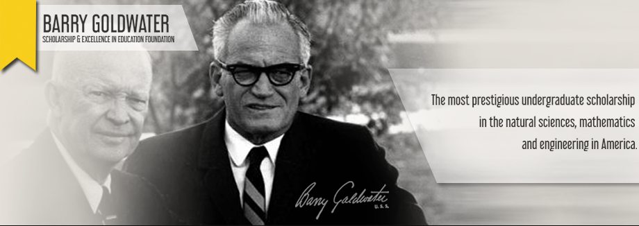 Barry Goldwater funding for US Students, 2019-2020