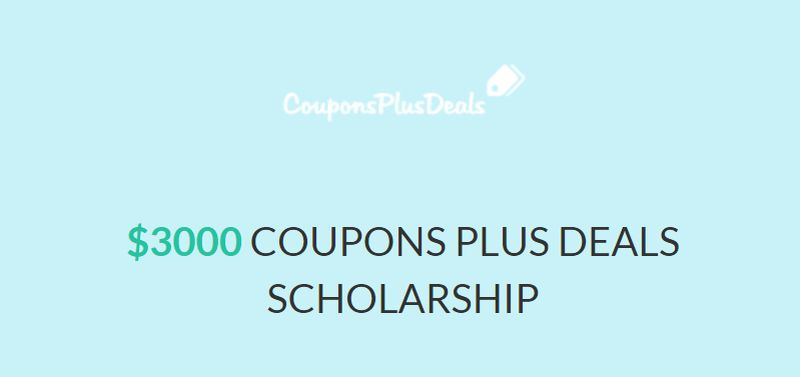 "Coupons plus Deals ""Save for Future"" funding for International Applicants"