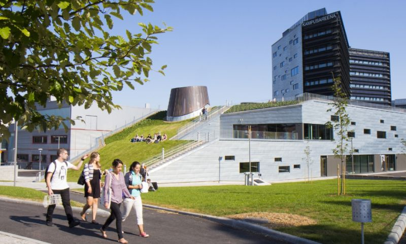 Fulbright-Tampere University Graduate Award for the US Citizen in Finland