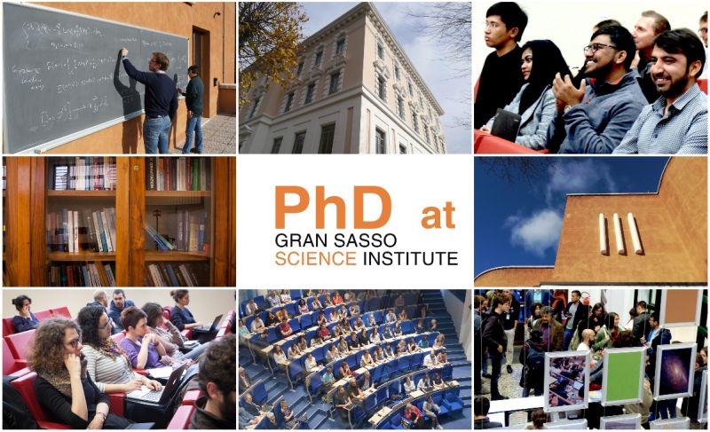 Gran Sasso Science Institute PhD Programs for International Students in Italy
