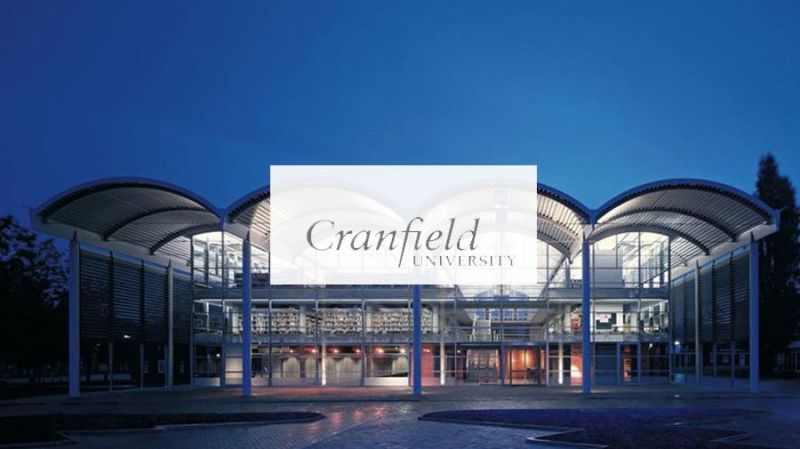 PhD Studentships for International Students at Cranfield University, UK