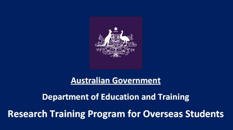 Research Training Program for Overseas Students in Australia
