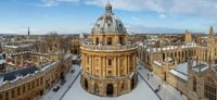 Rhodes funding for Canadian Students at the University of Oxford, UK