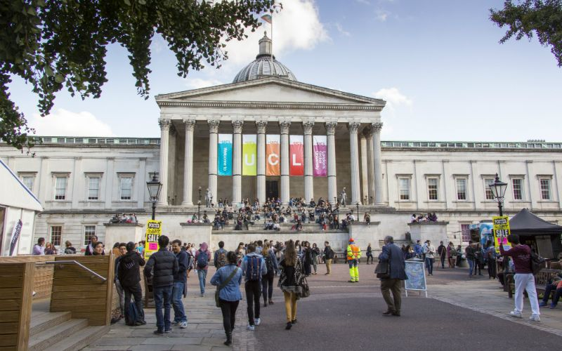 UCL Undergraduate Bursary for International Students in the UK