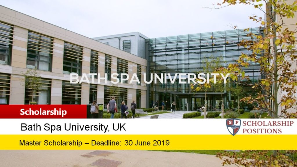 Bath Spa University International Outstanding Scholarships In The