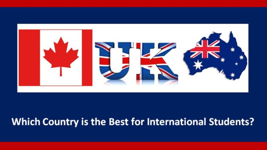 Canada vs UK vs Australia - Which Country is the Best for International  Students? - Scholarship Positions 2020 2021