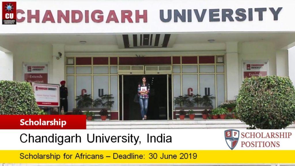 Chandigarh program Program for African Student in India, 2019