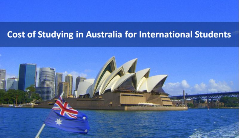 Cost of Studying in Australia for International Students