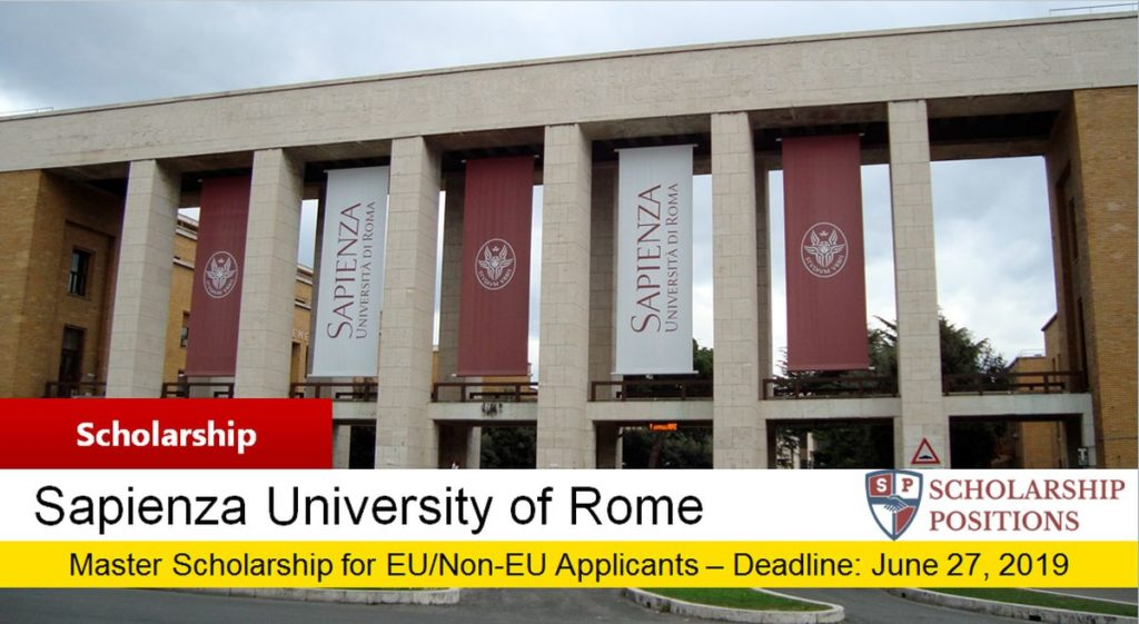 """""""Don't Miss Your Chance"""" funding for EU and Non-EU Students 2019"""