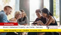 MIPLC DAAD funding for Students from Developing Countries in Germany, 2019