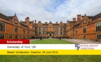 Management School Scholarships for International Students in UK, 2019-2020