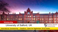 Mena Scholarships for Jordan, Egypt, and Turkey Students in UK, 2019