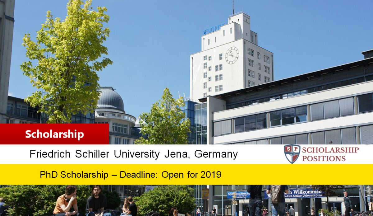 PhD funding for International Students in Germany, 2019 ...