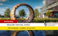 PhD Studentship in Economics (Graduate Teaching Studentship), 2019-2020