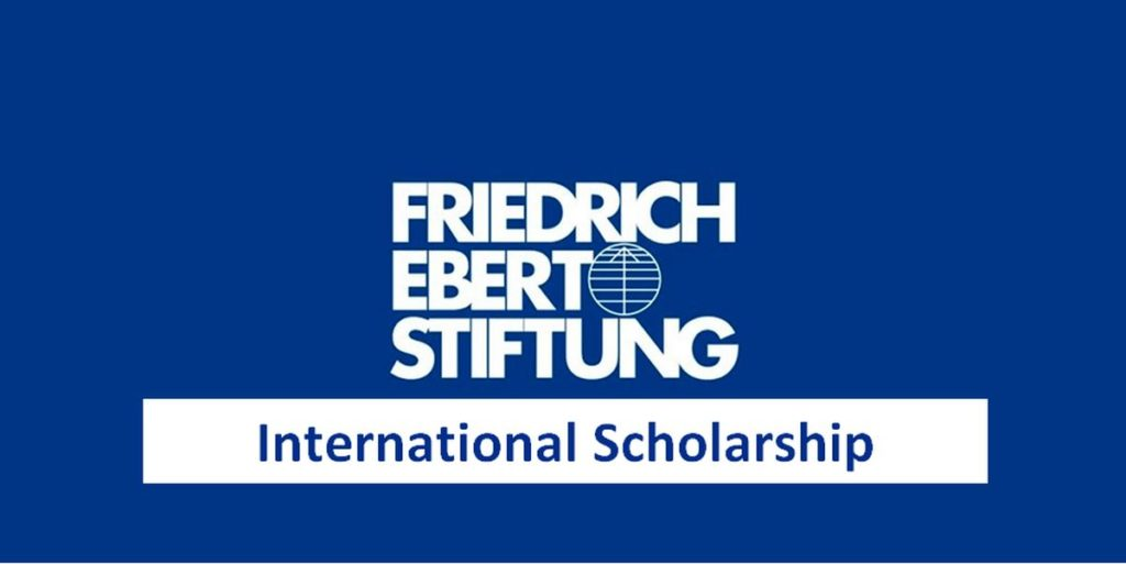 Friedrich Ebert Foundation funding for International Students in Germany, 2019