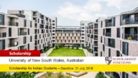 Future of Change funding for Indian Students in Australia, 2019