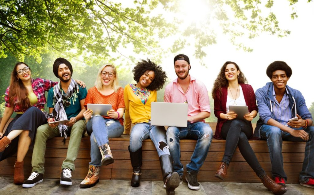 How International Students Make Friends in College?