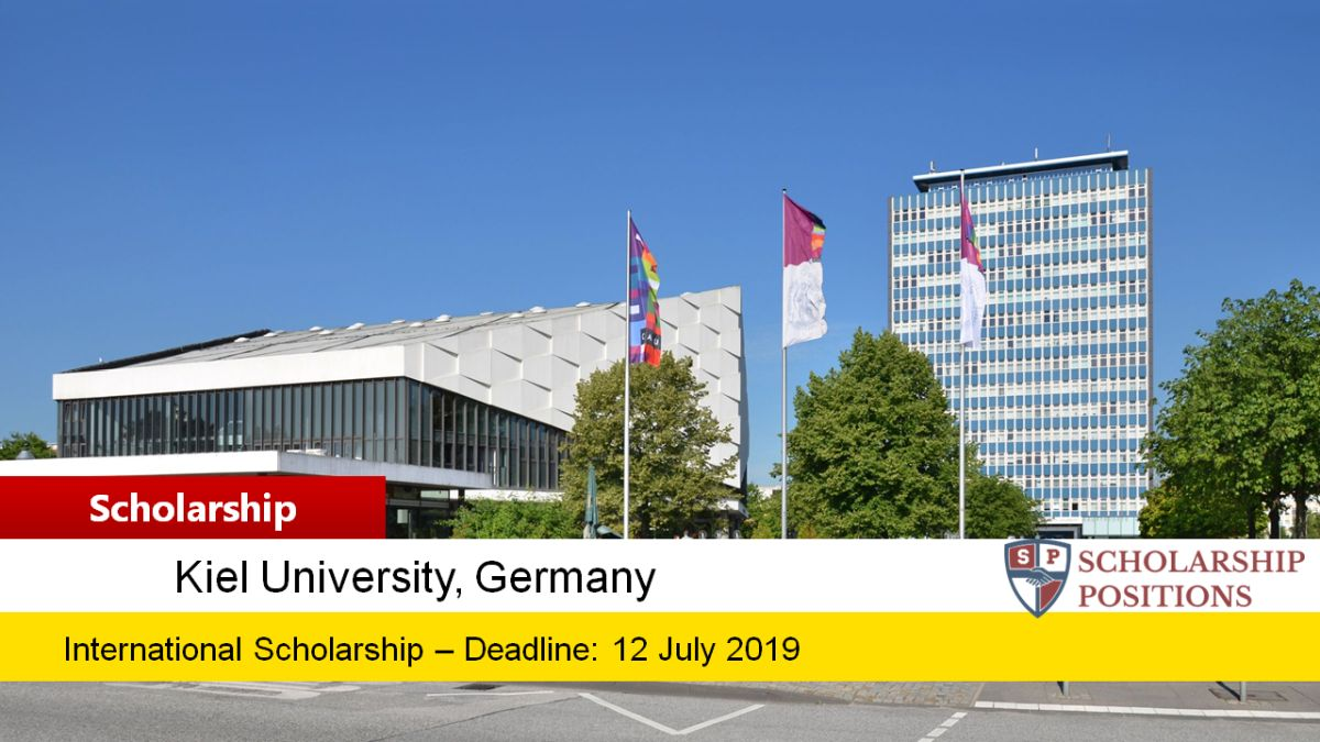 Kiel University Germany Scholarships for International ...