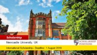 Newcastle University MA Writing Poetry funding for UK/EU Students, 2019