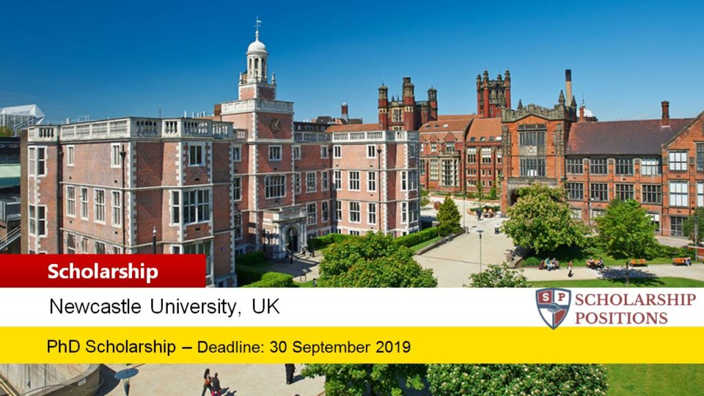 PhD Studentship in Inorganic Chemistry for UK/EU Students at Newcastle University, 2019
