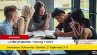 PhD Thesis for International Students in France, 2019
