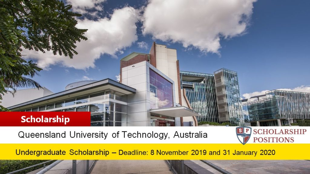 QUT Getting Started in Business Indigenous Scholarship in Australia, 2019