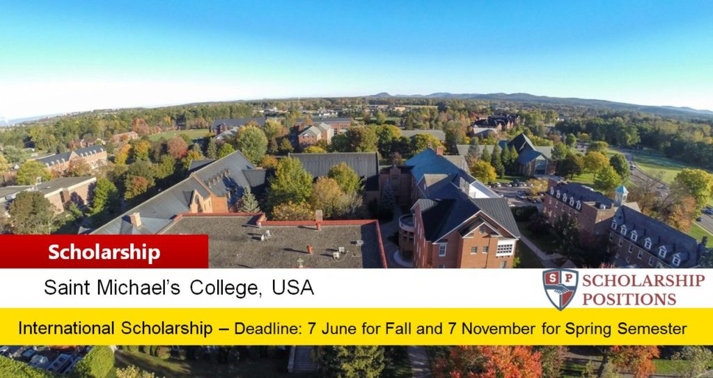 Saint Michael's College international awards in the USA, 2019