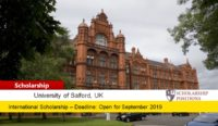 South-East Asia Scholarships for International Students in UK, 2019-2020
