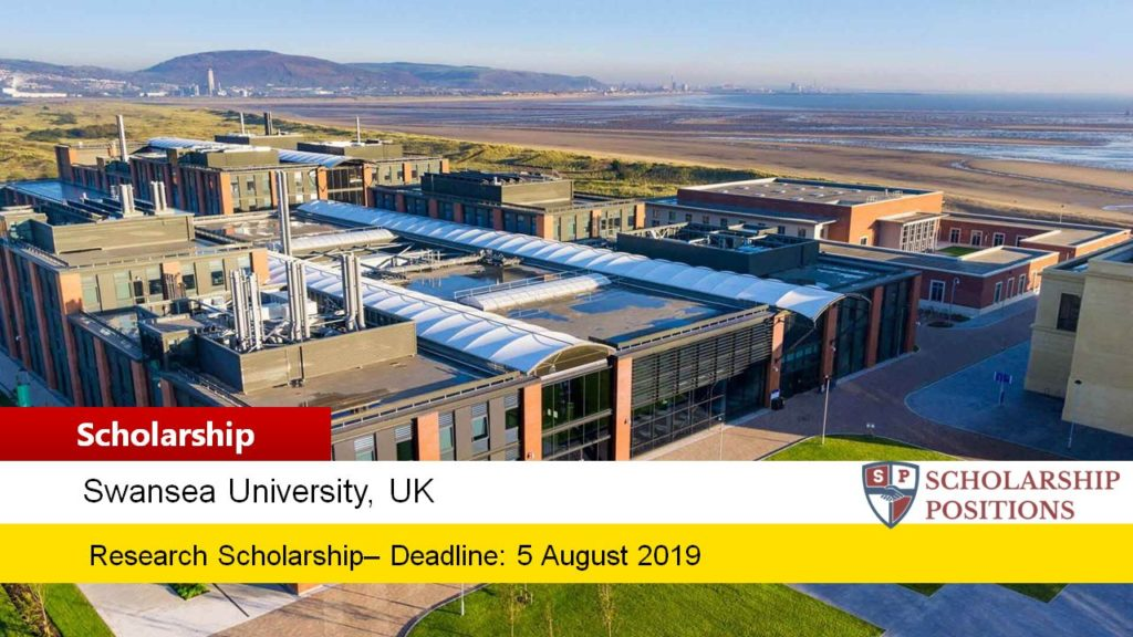 Welsh Government's Fully Funded KESS II MRES funding for the UK and EU Students, 2019