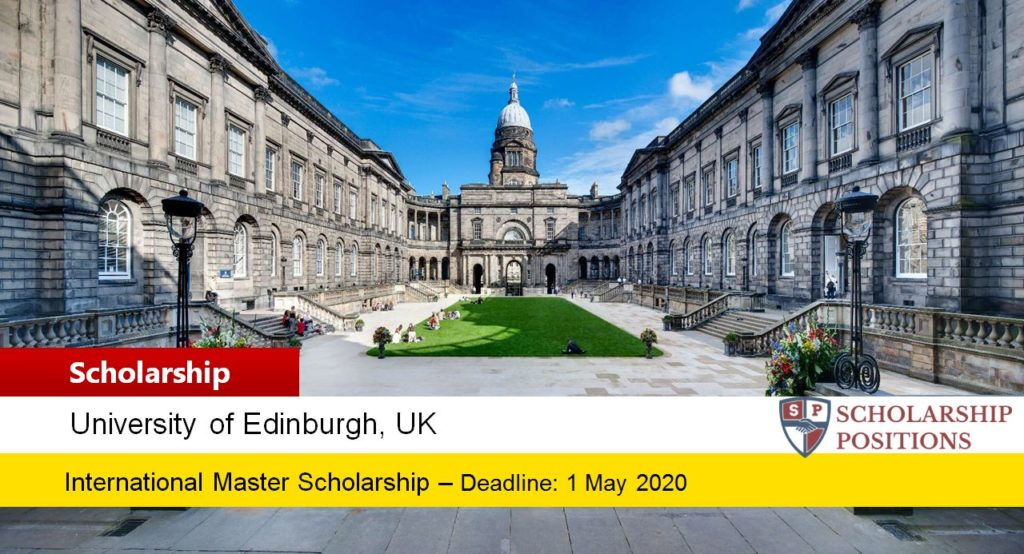 Chemistry Tercentenary International masters programmes in the UK, 2020-2021