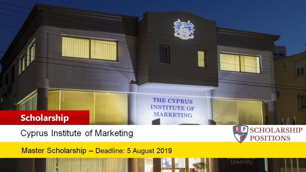 Cyprus Institute of Marketing KPMG funding for EU Students in Cyprus, 2019