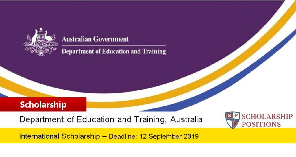 Department of Education Destination Australia Program for Australian and Overseas Students