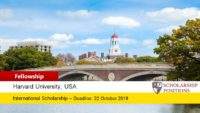 Frank Knox Fellowships for UK Students to Study at Harvard University