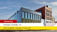 Fully-Funded EMBRAER Aircraft PhD funding for UK and EU Students, 2019