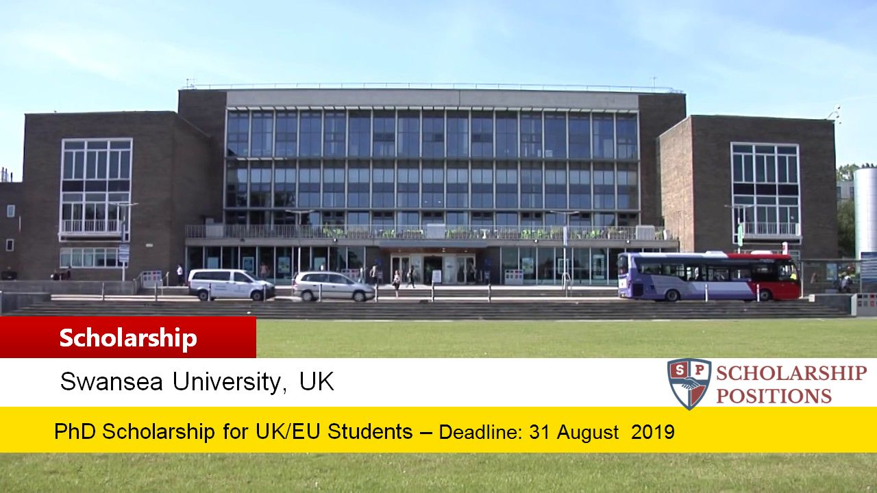 Fully Funded EPSRC CASE PhD Research Scholarships at ...