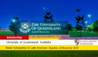 HASS Scholarships for Excellence - Latin American Citizen in Australia, 2020