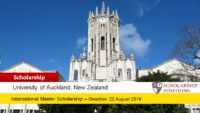 Hinrich Foundation Global Trade Leader Scholarship in New Zealand