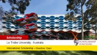 La Trobe College Excellence Scholarships for International Students in Australia