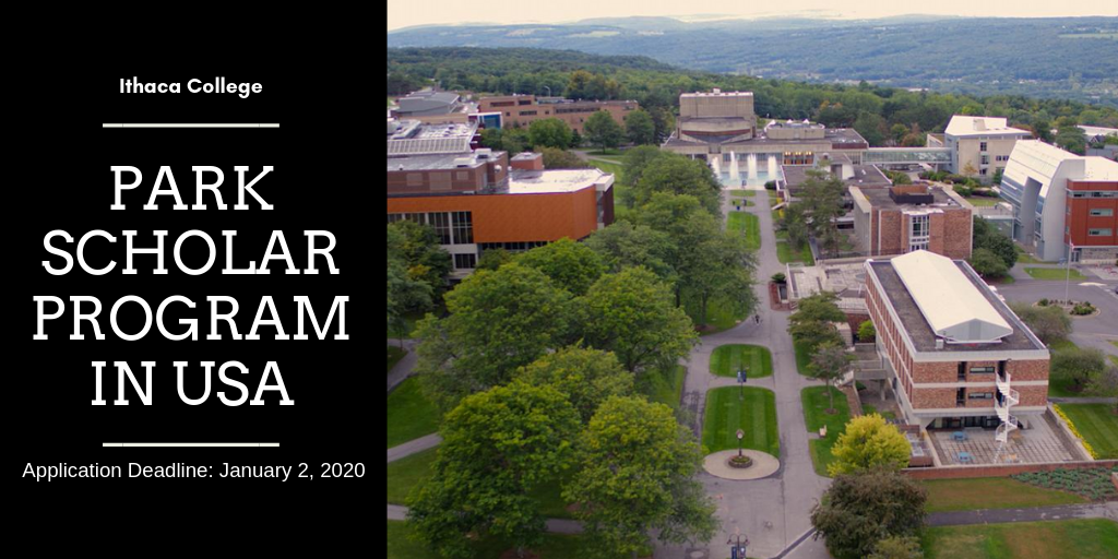Park Scholar Program at Ithaca College in New York, USA