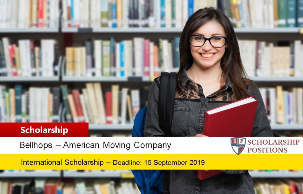 "The Bellhops $10,000 ""Moving Forward"" Scholarship Contest"