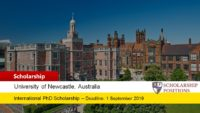 UNO Disability Support PhD Positionsfor International Students in Australia