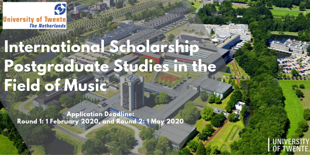Holland funding for Non-EU-EEA Students to study at the University of Twente in the Netherlands