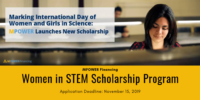 MPOWER Women in STEM program for International Students to Study in Canada or USA