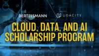 Udacity Bertelsmann Technology program for International Students