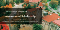 University of Kansas international awards in the United States, 2020-2021