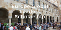University of Queensland Europe Global Leaders Scholarship in Australia